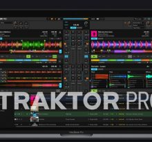 Traktor Pro 3.1.1 Crack & License Key Full Free Download