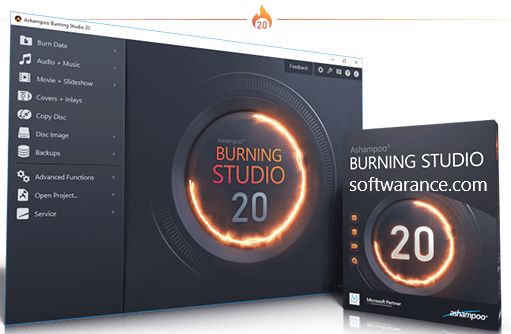 Ashampoo Burning Studio 21 Crack & Activation Code Full