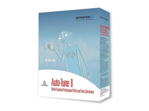 Antares AutoTune Pro Crack With Serial Key