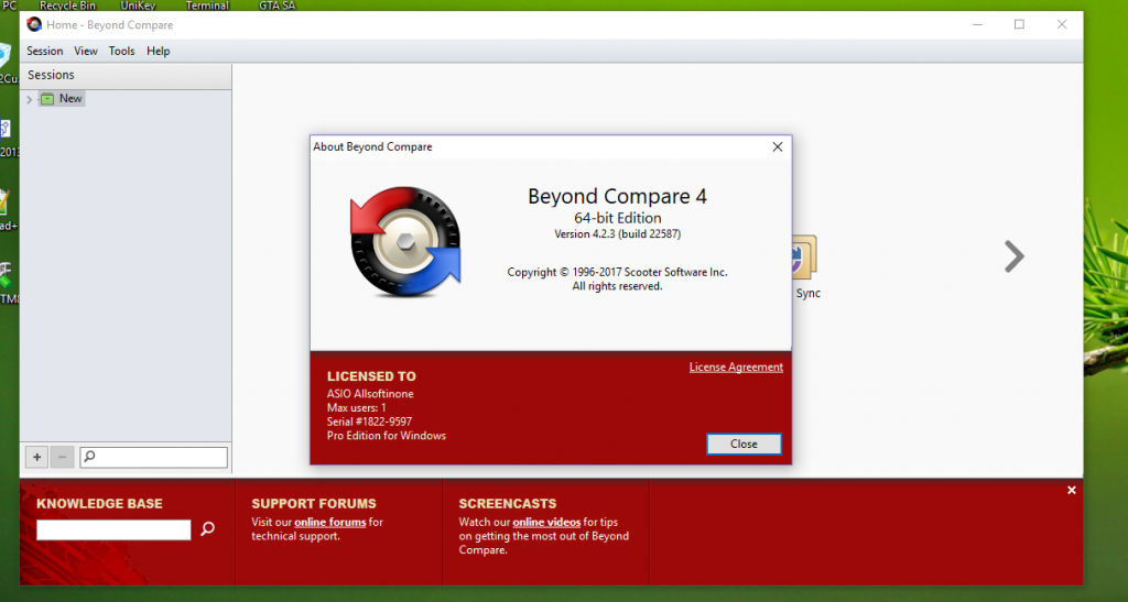 Beyond Compare 4.3.4 Build 24657 Crack
