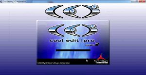 Cool Edit Pro Crack 2020 With Serial Key