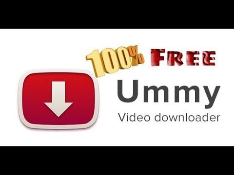Ummy Video Downloader Crack 1.10.3.1 License Key Full Version