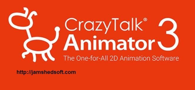 CrazyTalk Animator 3.31.3514.1 Crack Serial Key, Activation {Win + MAC }