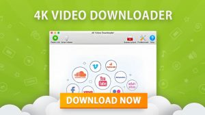 4K Video Downloader 4.7.3 Crack With License Key Free Download