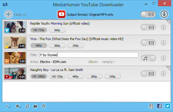 MediaHuman YouTube Downloader 3.9.9.37 Crack 2020 With Serial Key