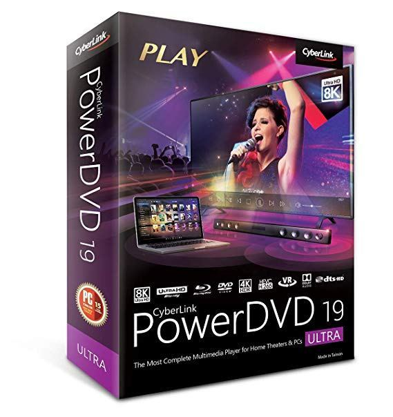 CyberLink PowerDVD 1519 Crack 2020 With Activation Code