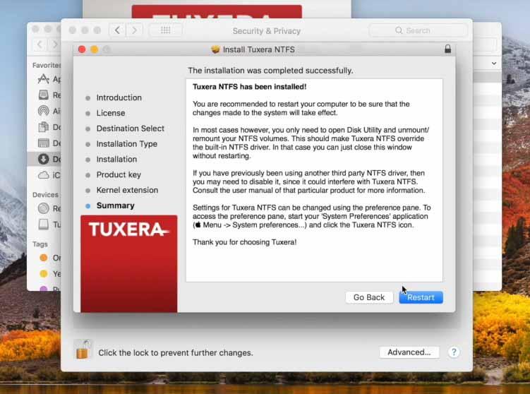 Tuxera NTFS Crack 2020